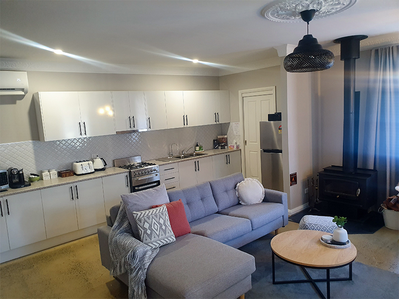 hahndorf wedding venue brook cottage kitchen