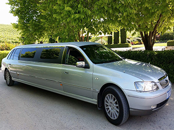 hahndorf wedding venue and accommodation limo
